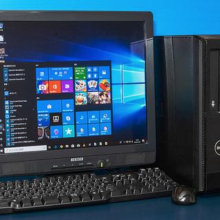 DellライトゲーミングPC フルセット Windows10Pr...