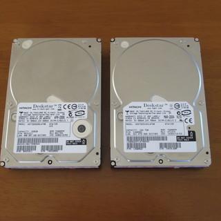 【値下げ】HGST製 IDE 3.5インチHDD 250GB,16...