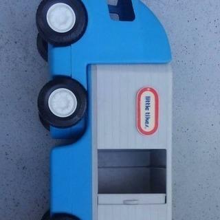 リトルタイクス トレーラートラック 大型玩具