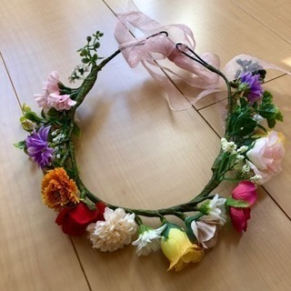 花かんむり (結婚式シリーズ1)