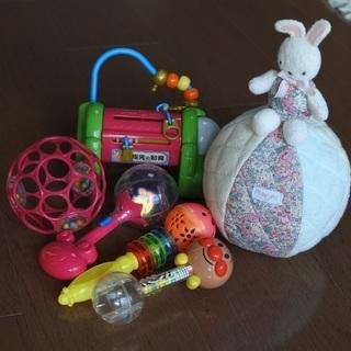 新生児~1歳のおもちゃセット