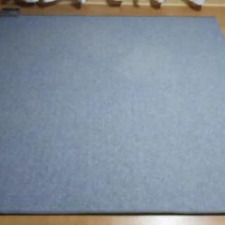 (商談中)ホットカーペット(正方形、2畳サイズ)