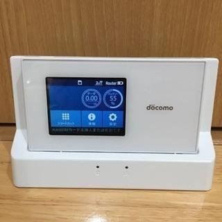 Wi-Fi station N-01H (docomo)
