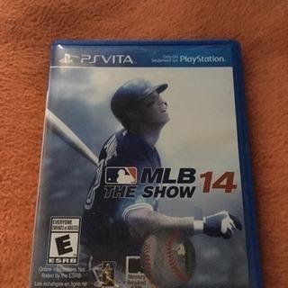 本日のみ PSVITA ソフト MLB 14 vita ソフト