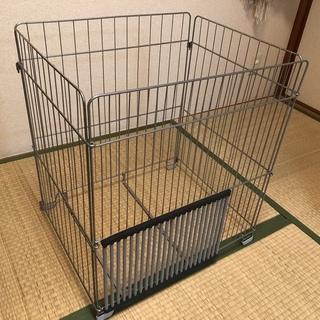 ファンヒーターガード(アイリスオーヤマ製:FTE-580N)配送応相談