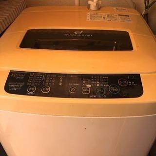 差し上げます!!!〈2013年製 Haier 洗濯機〉
