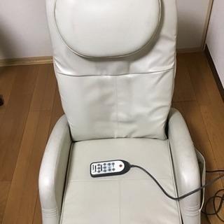 座椅子式マッサージ機