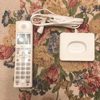 SHARP コードレス子機1台付 普通紙FAX電話 値下げ! - 家電