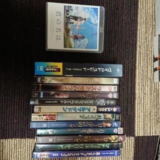 DVDセットで販売です。19種類あります。