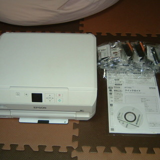 EPSON EP-706A インクジェット複合機/動作OK