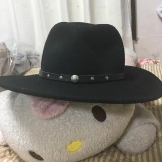BLACK CREEKの帽子