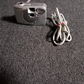 デジタルカメラ( ´-ω-)動画可能、コード、メモリー付き