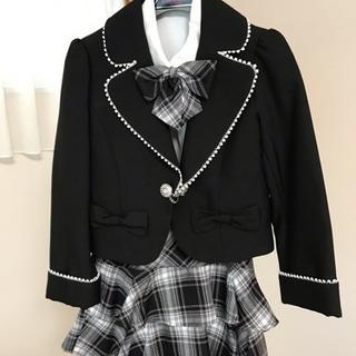 卒園式、入学式  女児用スーツ