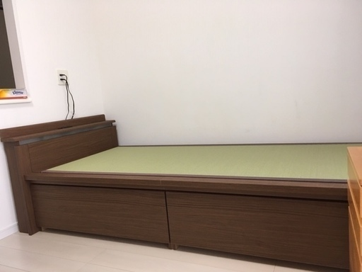 ニトリ 畳 ベッド