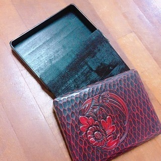 高級。鎌倉彫り。新品未使用。小箱BOX。天然木。