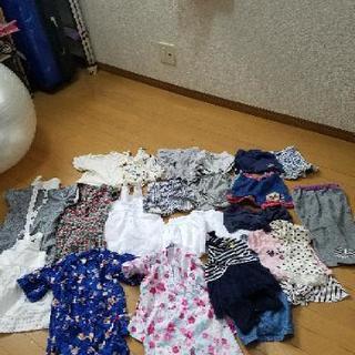 自宅フリマ(女の子服80~100)