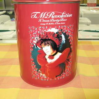 T.M.レボリューション クリスマスパーティー BOX 西岡店