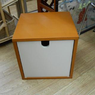 収納ボックス 収納BOX 木製 玩具収納 CD収納 ナチュ…