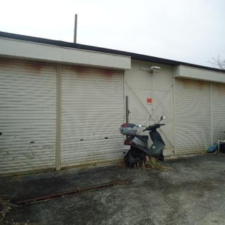 資材置き場 ガレージ 倉庫 コンテナハウス シアスペースあります
