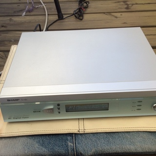 シャープBSデジタルハイビジョンチューナー TU-HD1