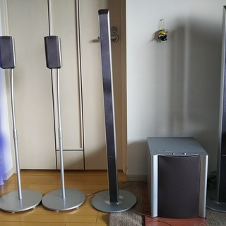 SONY ホームシアターシステム HT-SL80