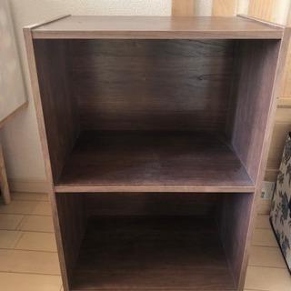 二段ボックス