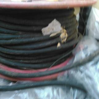 電線ドラム 工事 延長ケーブル