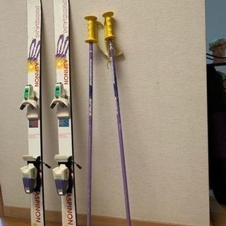 子供用スキー板&ストック