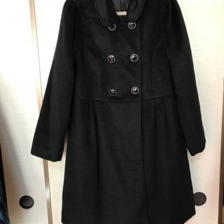 【お話中】可愛いコート(*^^)大きいサイズ!4L