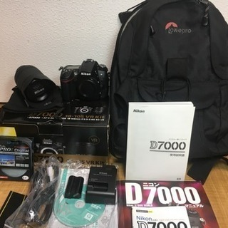 Nikon  ニコン D7000