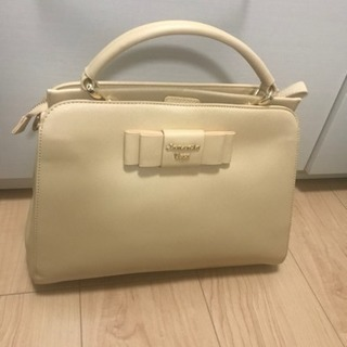【新品未使用】Samantha Vegaのバッグ