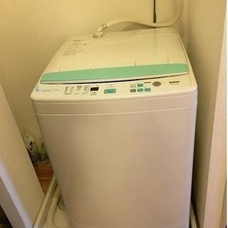 さしあげます。サンヨー製洗濯機