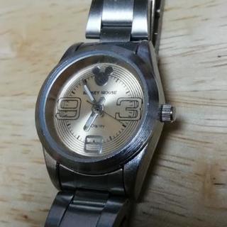 腕時計(13)ミッキーマウスの腕時計(女性用)