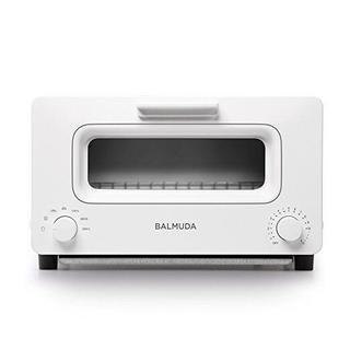 BALMUDA The Toaster K01E-WS スチームト...
