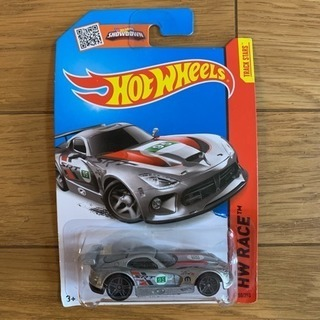 HOT WHEELS ホットウィール SRT VIPER GTS...