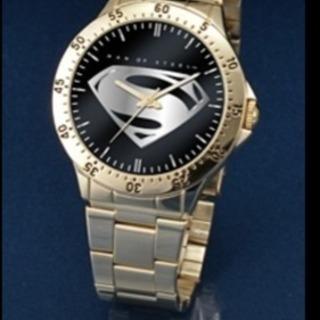特別価格!5月18.19日限定価格!未開封 腕時計 マンオブスティール