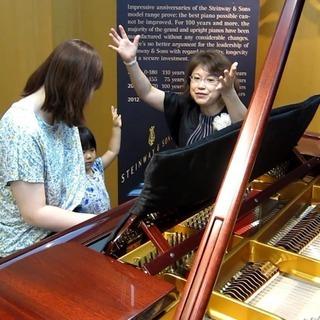 体験説明会開催!! はじめての親子ピアノレッスン開講~1,2歳コ...