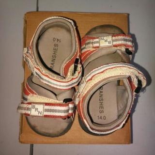 BRANSHES  14cm サンダル