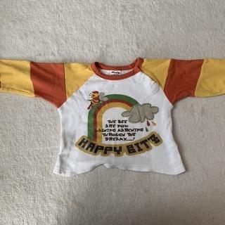 ④ベビー 赤ちゃん服 ロンT BIT'Z