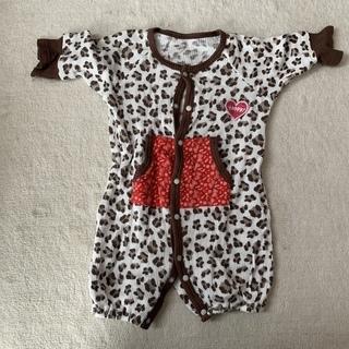 ⑤ベビー 赤ちゃん服 2WAYオール