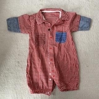 ⑧ベビー 赤ちゃん服 2WAYオール