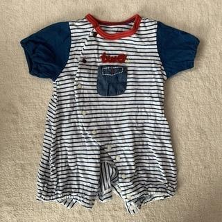⑫ベビー 赤ちゃん服 2WAYオール