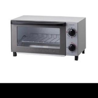 新品未使用オーブントースター
