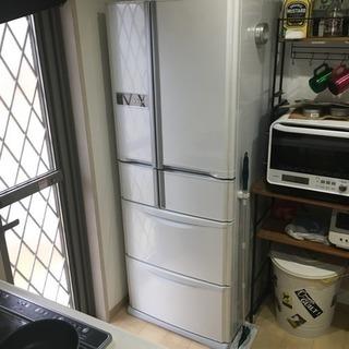 三菱冷蔵庫 400L