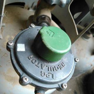 LPガス ボンベ用 レギュレーター
