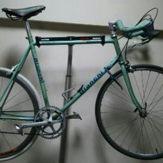 オールド ビアンキロードバイク 550 カンパベローチェ
