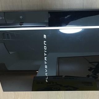 ジャンク PS3本体 電源コード AVコード コントローラー