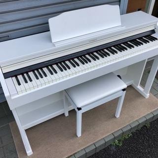 ♫ 中古電子ピアノ ローランド HP-601 WHS 2018年製 ♫