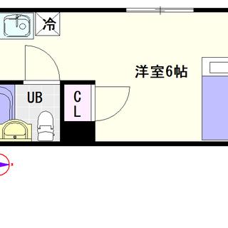 【エスポワールナンバ】1号タイプ!1Rタイプ!リーズナブルなお部屋☆
