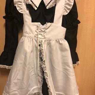 キャサリンコテージ メイド服 ドレス 130㎝